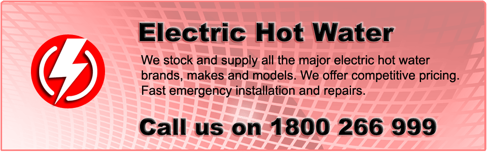 electric hot water system prices