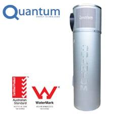 quantum solar heat pump`