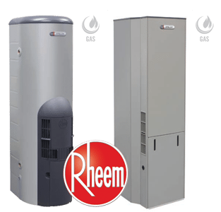 Rheem stellar hot water system price