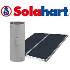 solahart streamline split solar water heater