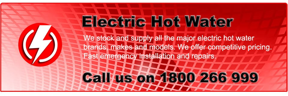 buy electric hot water heaters