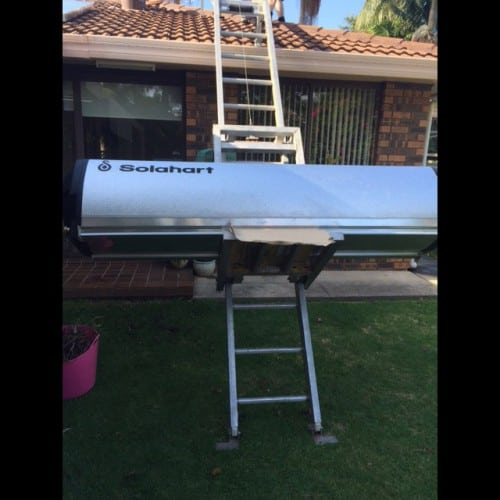 install new solar hot water-system Belrose northern beaches