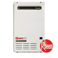 Rheem hot water systems gas