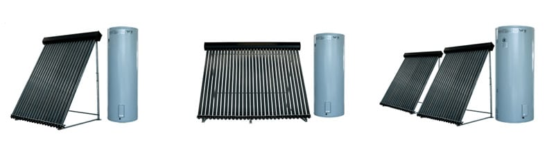 apricus solar hot water
