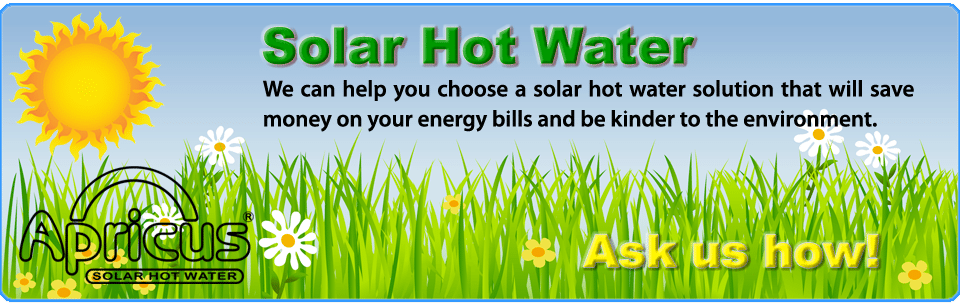 apricus solar hot water heaters