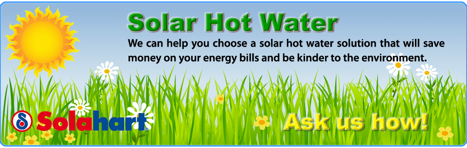 solahart hot water systems