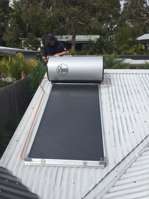 sydney solar installation northern beaches