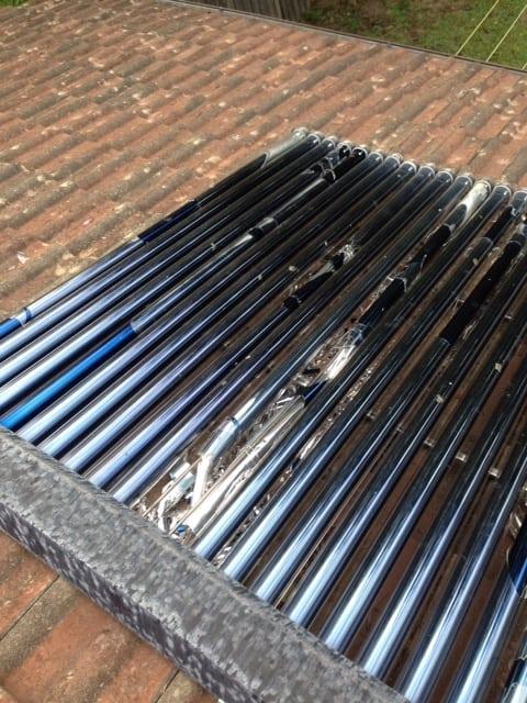 broken suntrap solar tubes