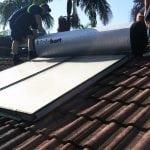 repair solahart hot water system