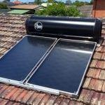 rheem solar installation