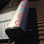 solar hot water system repairs sydney