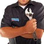 repair hot water system under warranty
