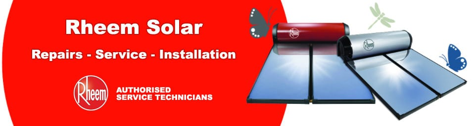 rheem solar hot water systems sydney