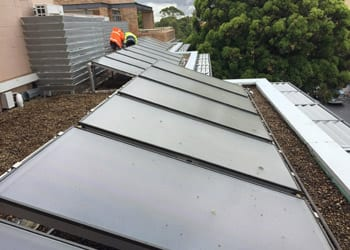commercial solar hot water systems sydney