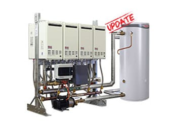 continuous flow commercial hot water systems sydney